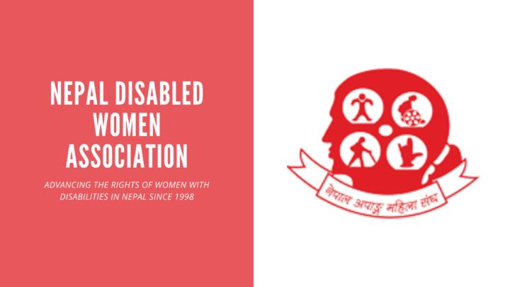 Nepal Disabled Women Association - Banner